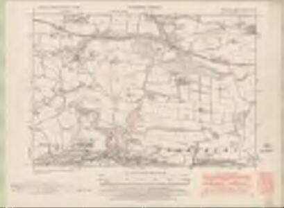 Fife and Kinross Sheet XXXVIII.NW - OS 6 Inch map