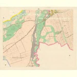 Janowitz (Janowice) - c2763-1-004 - Kaiserpflichtexemplar der Landkarten des stabilen Katasters