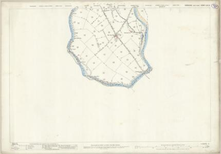 Yorkshire LXIII.6 (includes: Killington; Middleton; Sedbergh) - 25 Inch Map