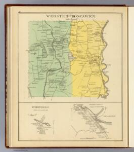 Webster, Boscawen.