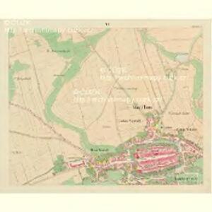 Taus (Domazlice) - c1433-1-005 - Kaiserpflichtexemplar der Landkarten des stabilen Katasters
