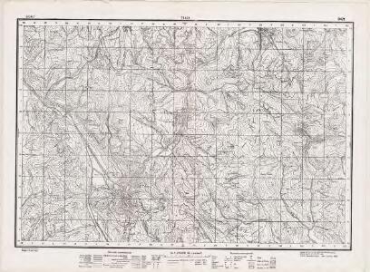 Lambert-Cholesky sheet 3471 (Teaca)