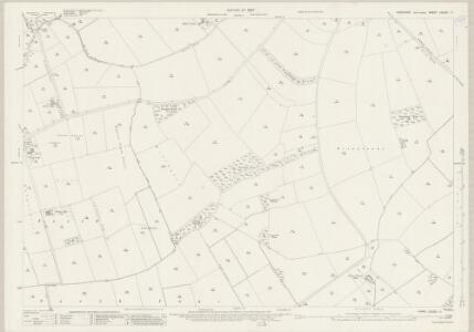 Yorkshire CXCIII.11 (includes: Bielby; Everingham; Hayton; Pocklington) - 25 Inch Map