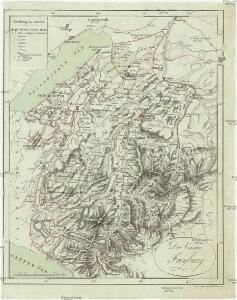 Der Canton Freyburg