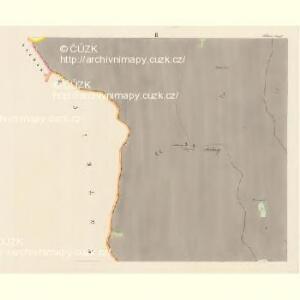 Wildstein - c6921-2-002 - Kaiserpflichtexemplar der Landkarten des stabilen Katasters