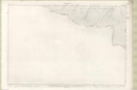 Ross and Cromarty Sheet CXXXIV - OS 6 Inch map