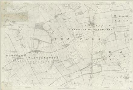 Yorkshire 126 - OS Six-Inch Map