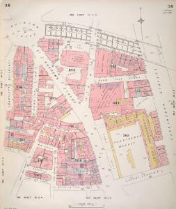 Insurance Plan of City of London Vol. II: sheet 38