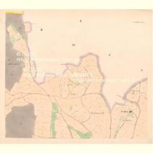Prachatitz (Prachatice) - c6076-1-002 - Kaiserpflichtexemplar der Landkarten des stabilen Katasters