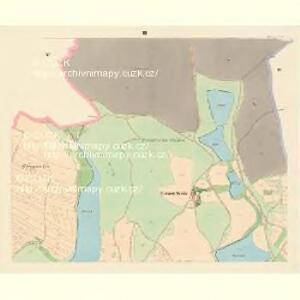Kestrzan (Kestřan) - c3095-2-002 - Kaiserpflichtexemplar der Landkarten des stabilen Katasters