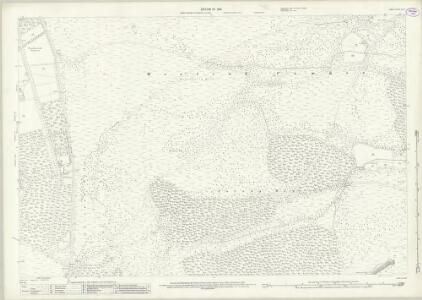 Surrey XVI.5 (includes: Chobham) - 25 Inch Map