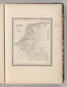 Holland and Belgium.