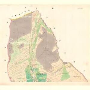Schanov - m3002-1-001 - Kaiserpflichtexemplar der Landkarten des stabilen Katasters