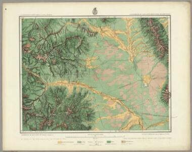 61D. Land Classification Map Of Part Of South Western Colorado.