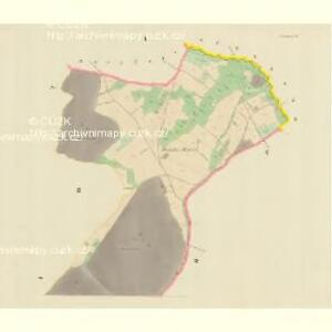 Seibersdorf (Hauzowice) - m0069-1-001 - Kaiserpflichtexemplar der Landkarten des stabilen Katasters