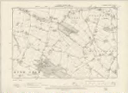 Cheshire XVII.SE - OS Six-Inch Map