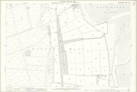 Westmorland XLII.14 (includes: Crosthwaite And Lyth; Heversham; Levens; Meathop And Ulpha; Witherslack) - 25 Inch Map