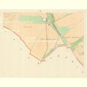 Kloppa (Klopina) - m1205-1-002 - Kaiserpflichtexemplar der Landkarten des stabilen Katasters