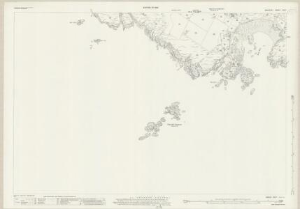 Anglesey XVI.7 (includes: Rhoscolyn) - 25 Inch Map