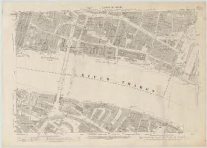 London VII.76 - OS London Town Plan