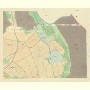 Branna - c0470-1-004 - Kaiserpflichtexemplar der Landkarten des stabilen Katasters