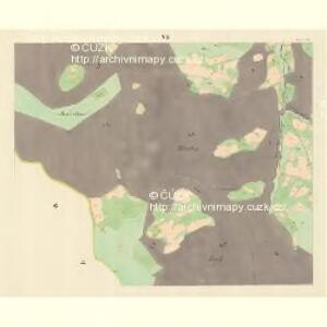 Hutisko - m0938-1-007 - Kaiserpflichtexemplar der Landkarten des stabilen Katasters