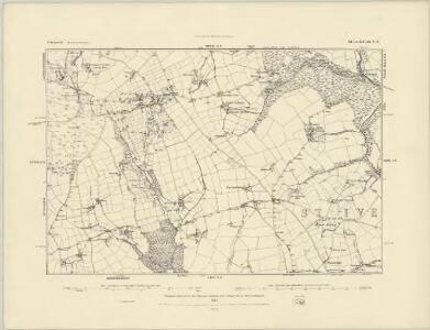 Cornwall XXIII.NE - OS Six-Inch Map