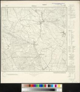 Meßtischblatt 2038, neue Nr. 3741 : Golzow, 1936