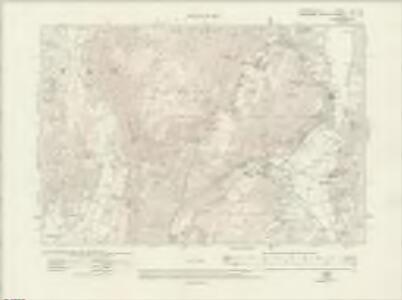 Westmorland XLI.NW - OS Six-Inch Map