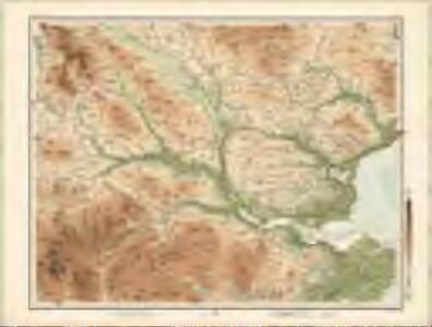 Lairg - Bartholomew's 'Survey Atlas of Scotland'