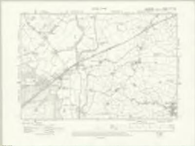 Flintshire XXVI.NE - OS Six-Inch Map