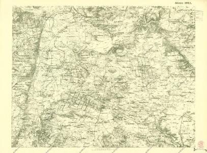 III. vojenské mapování 3951/3