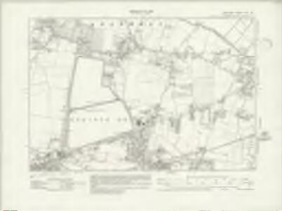 Middlesex XIX.SE - OS Six-Inch Map