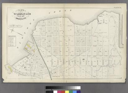 Plate 26: Part of Wards 17 & 18. City of Brooklyn.