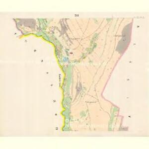 Klein Mohrau - m1688-1-017 - Kaiserpflichtexemplar der Landkarten des stabilen Katasters