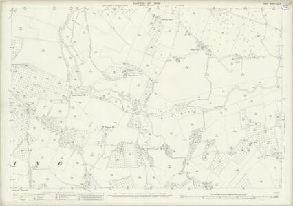 Kent LII.5 (includes: Hunton; Marden; Yalding) - 25 Inch Map