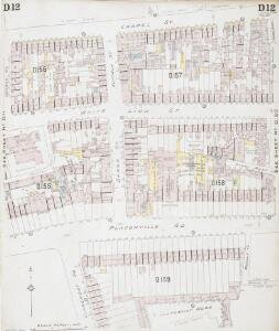 Insurance Plan of London North District Vol. D: sheet 12