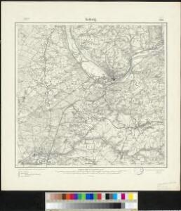 Meßtischblatt 2649 : Kettwig, 1907