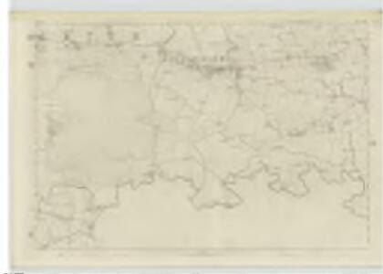 Perthshire, Sheet CXXXI - OS 6 Inch map
