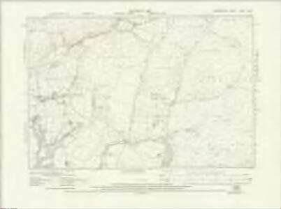 Cumberland LXXIII.NW - OS Six-Inch Map