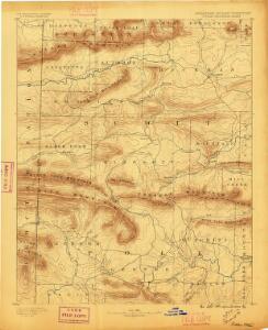 Poteau Mountain