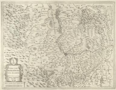 Territory Basiliensis Nova Descriptio