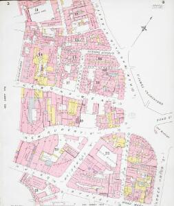 Insurance Plan of Bristol: sheet 3