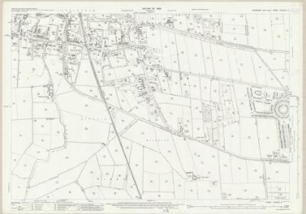 Yorkshire CCXXVI.9 (includes: Haltemprice; Sculcoates) - 25 Inch Map