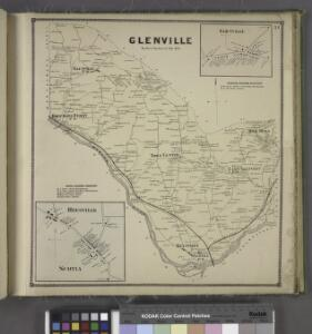 Glenville [Township]; Glenville [Village]; Glenville Business Directory.; Scotia Business Directory.; Reesville, Scotia
