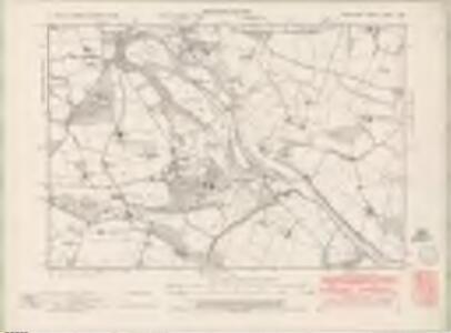 Perth and Clackmannan Sheet CXXXII.NW - OS 6 Inch map