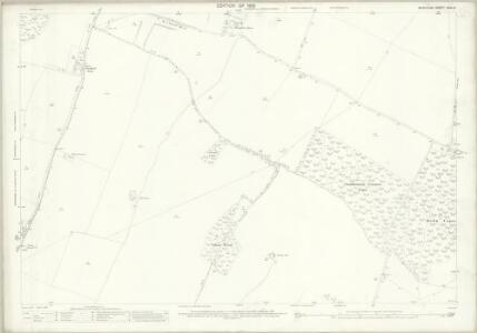 Berkshire XXVI.10 (includes: Chaddleworth; East Shefford; Welford; West Shefford) - 25 Inch Map