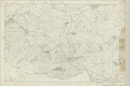 Yorkshire 295 - OS Six-Inch Map