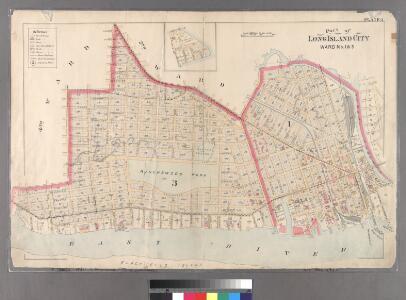 Part of Long Island City, Ward No. 1 & 3.