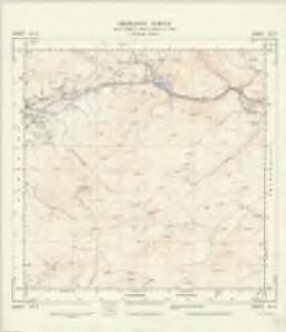 NS72 - OS 1:25,000 Provisional Series Map